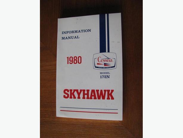 Cessna Skyhawk 1980 Information Manual