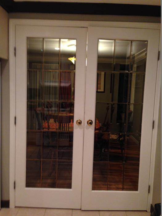 French doors with 2x6 frame south nanaimo nanaimo for Used french doors