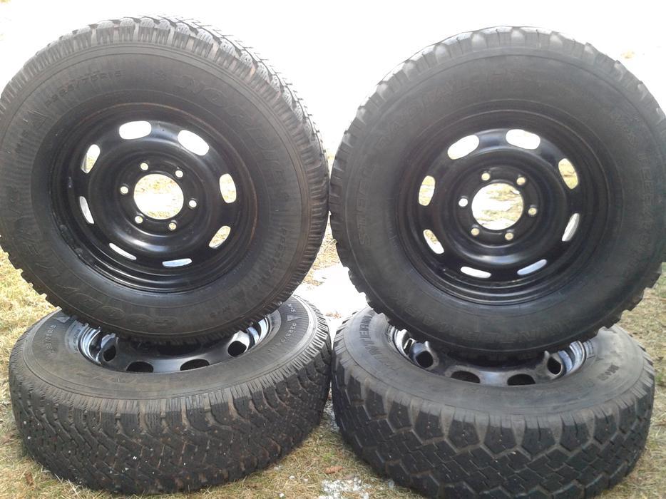 Used Tires Winnipeg >> 15 inch snow tires on rims Cornwall, PEI