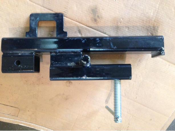 Loader Receiver Hitch