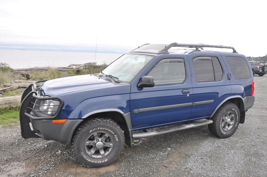 2004 Nissan Xterra Low Miles Manual West Shore