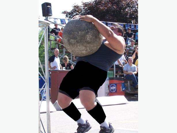 Strongman Powerlifting Olympic lifting