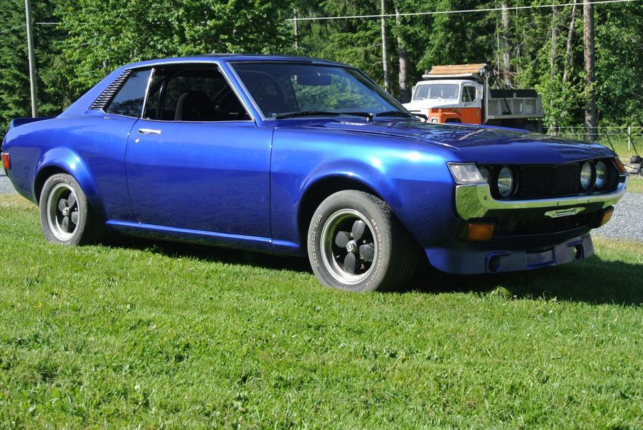 1973 Toyota Celica Gt Outside Victoria Victoria