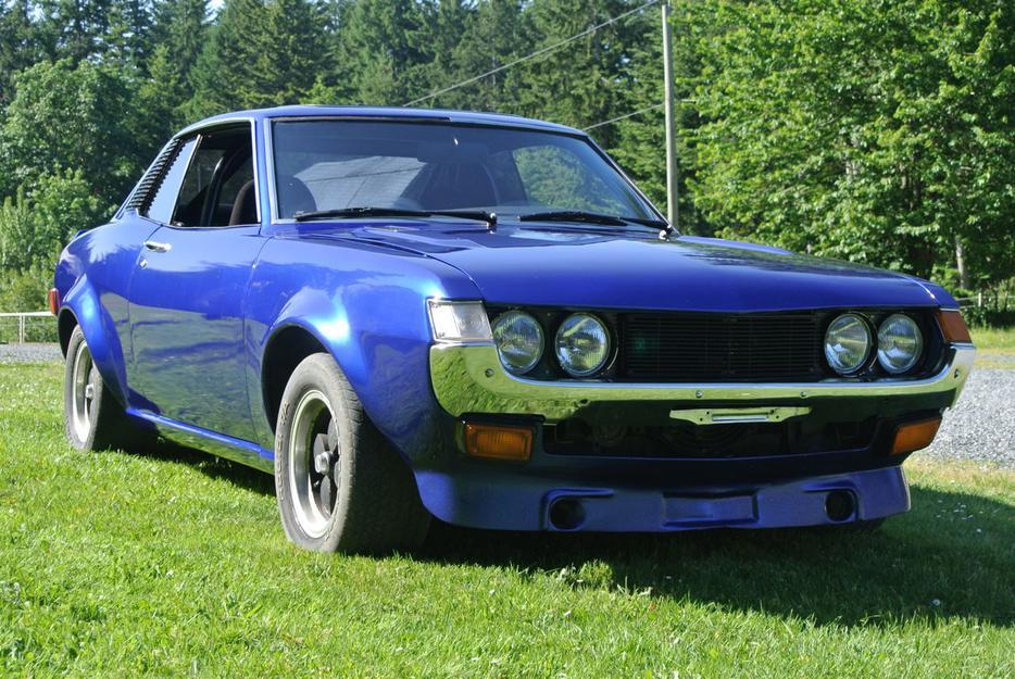1973 Toyota Celica Gt South Nanaimo Nanaimo