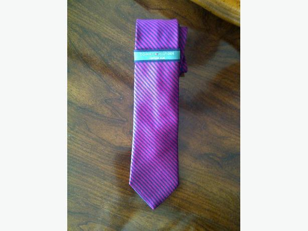 New Tommy Hilfiger Silk Tie