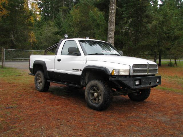 98 Dodge Ram 1500 4x4 Parksville Nanaimo