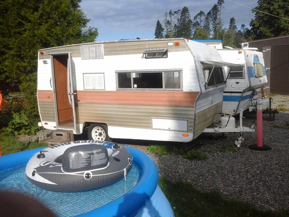Beautiful CAMPER TRAILER HAWK OBACK 12ft 4 X 7ft For Sale In SEAFORD Victoria