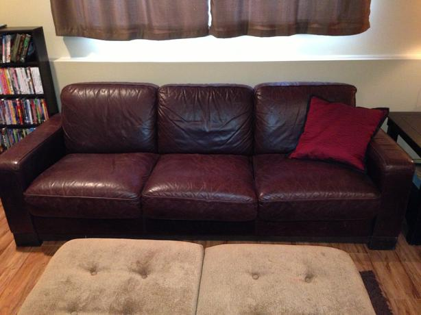 Natuzzi Leather Sofa Duncan Outside Victoria Victoria