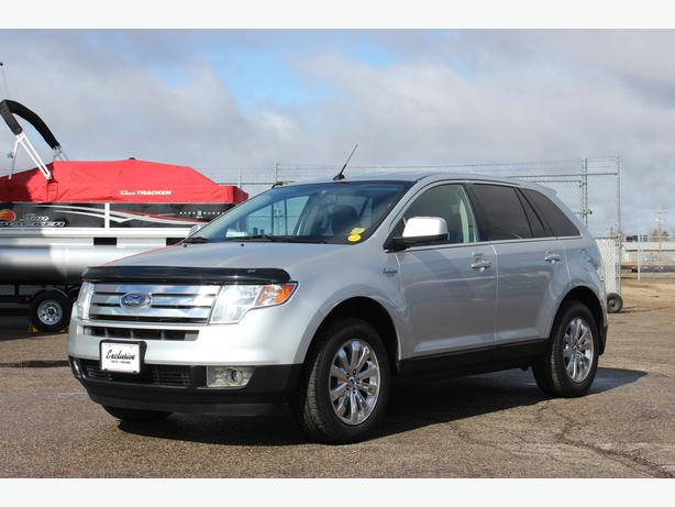 2009 ford edge limited awd w remote start heated leather seats on sale outside south. Black Bedroom Furniture Sets. Home Design Ideas