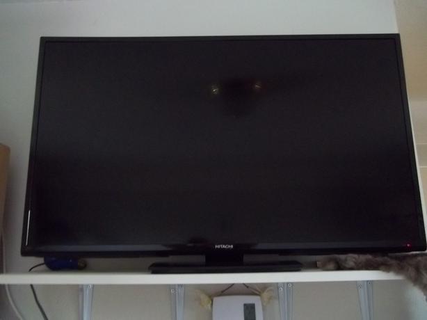 39 inch flat screen tv w 1080p w remote victoria city victoria. Black Bedroom Furniture Sets. Home Design Ideas