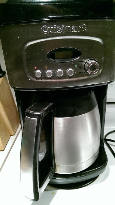 Cuisinart Coffee Maker Noise : Cuisinart coffee maker Victoria City, Victoria
