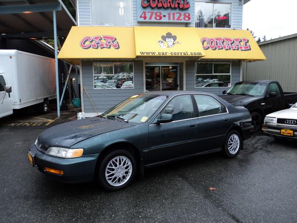 1996 honda accord ex sedan west shore langford colwood metchosin highlands victoria