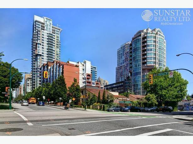 Downtown Furnished 1 Bed High End Condo w/ Balcony & View @ SALT (2708)