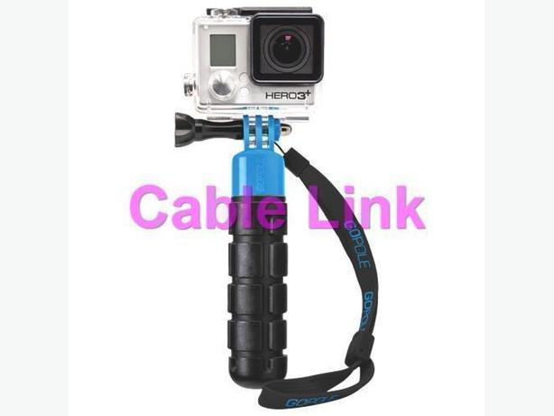 New Grenade Grip Hand Grip For Gopro Hero 4 3+ 3 2 1 Action Camera