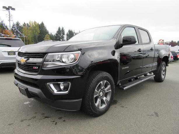 New 2015 Chevrolet Colorado Z71 For Sale Outside Victoria