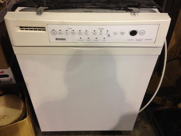 Was 55 Built In Kenmore Dishwasher For Sale At St Vincent