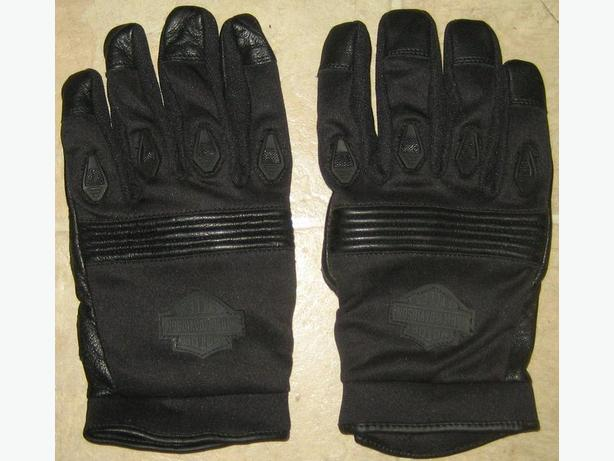 Harley Davidson mens gloves like new and ladies light gloves - not H.D.