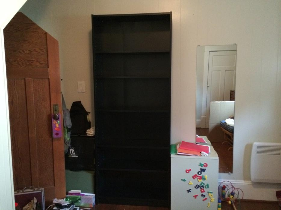 ikea bookcase 39 billy 39 victoria city victoria. Black Bedroom Furniture Sets. Home Design Ideas