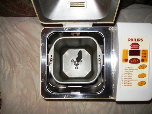philips bread maker manual hl 1060