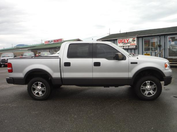 2004 ford f150 fx4 off road super crew 4x4 f150 outside victoria victoria. Black Bedroom Furniture Sets. Home Design Ideas