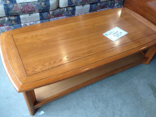Coffee Table For Sale At The St Vincent De Paul Thrift
