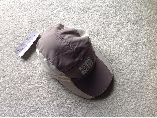 Hat...made for Runners.....interior sweat band.....brand New