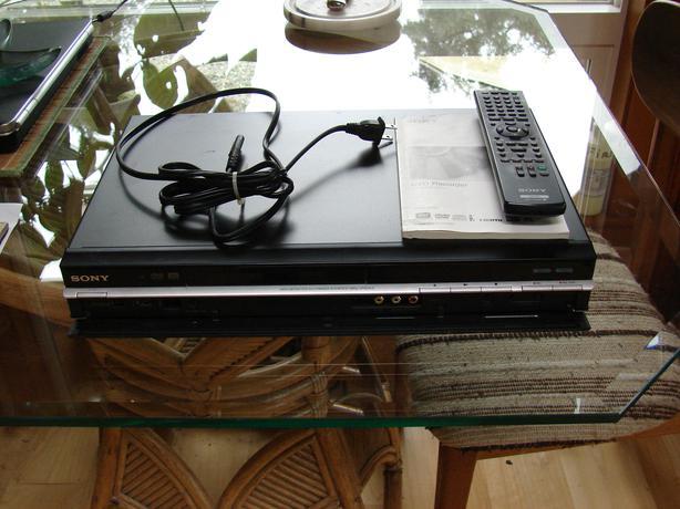 Sony Recording Sony Rdr-hx780 Dvd Recorder