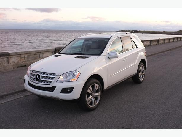 2009 mercedes benz ml350 awd outside metro vancouver for Mercedes benz bay ridge
