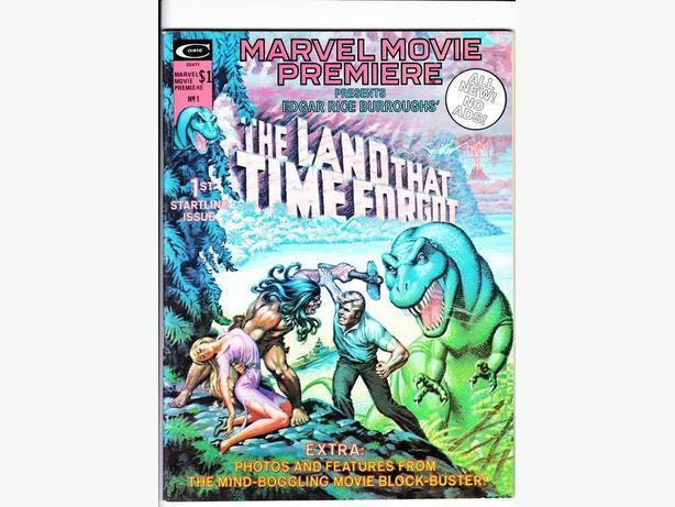 MARVEL MOVIE PREMIER (Magazine) (One Shot) - Marvel / 1975