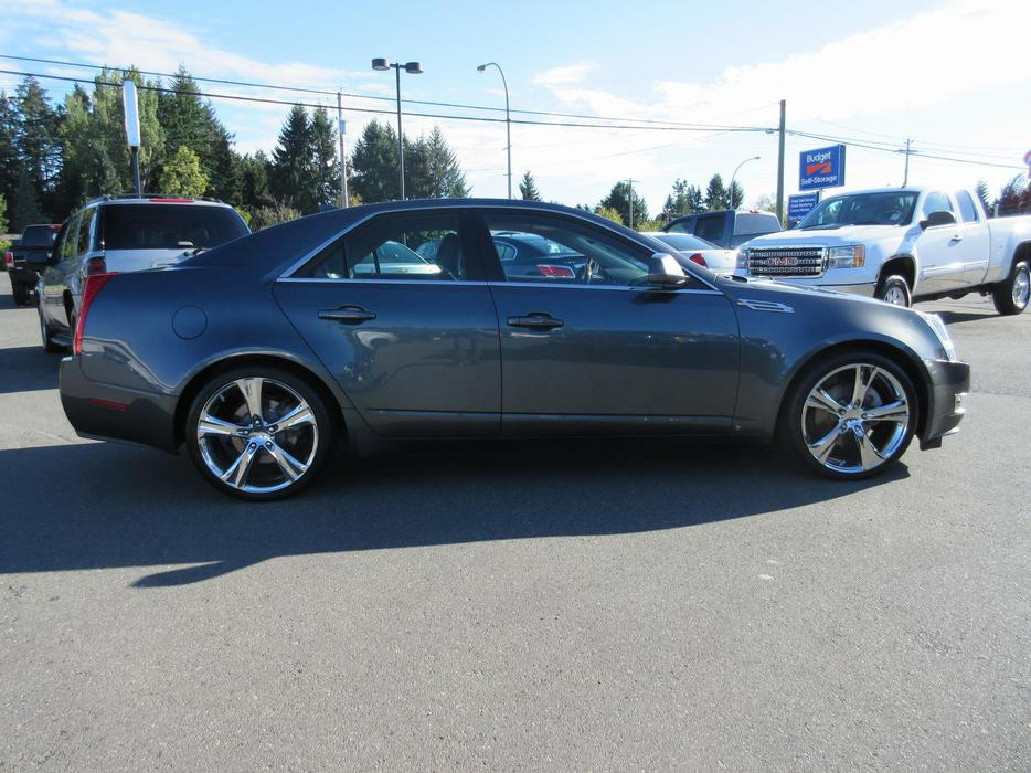 used 2009 cadillac cts awd in parksville outside metro. Black Bedroom Furniture Sets. Home Design Ideas