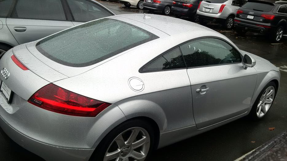 2008 Audi Tt Coupe 2 0 T Victoria City Victoria