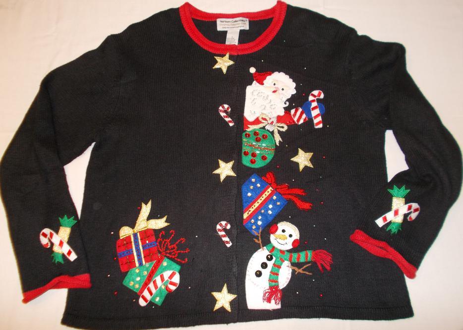 Christmas sweaters edmonton