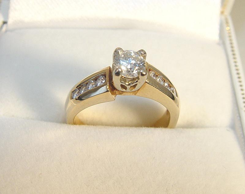 larson jewelers halifax tungsten wedding band with bevels