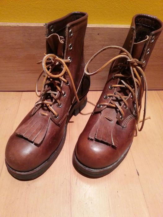 vancouver handmade leather boots