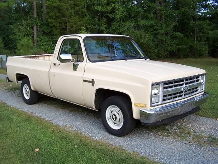 Wanted 1987 Gm Truck For Parts West Shore Langford