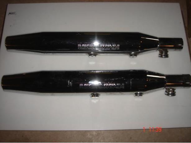 Harley-Davidson 65413-00 Exhaust