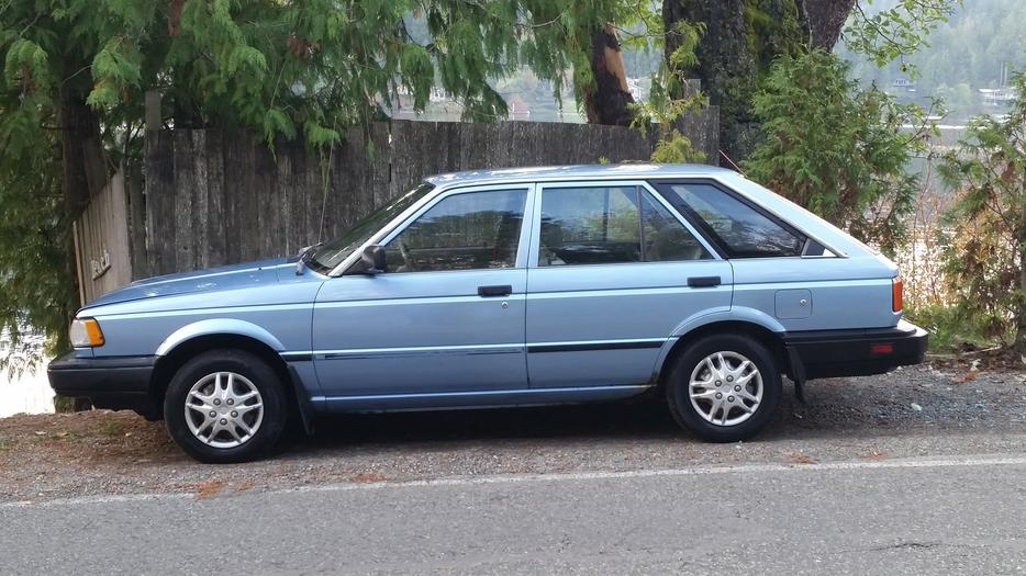 Campbell Nelson Nissan >> 1989 Nissan Sentra Wagon **QUICK SALE!!** Malahat ...