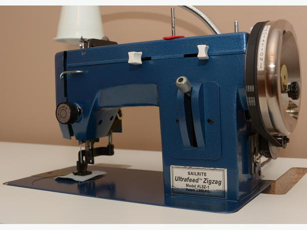 walking foot sewing machine for sale used