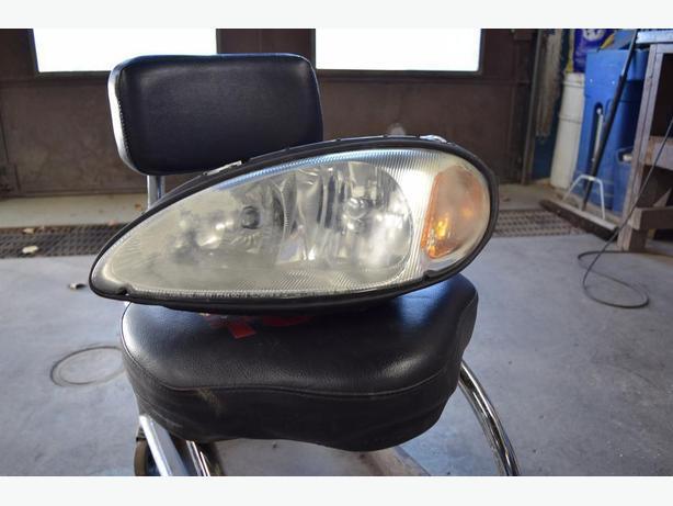 Chrysler PT Crusier Headlights