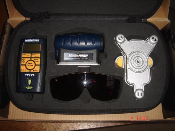 Hawk-eye Laser