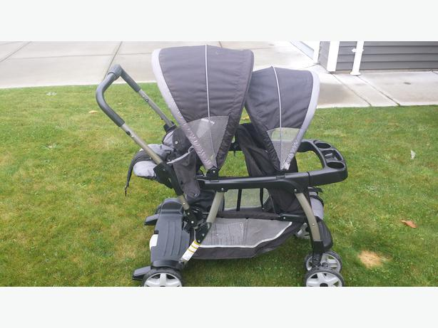 graco sit and stand stroller manual