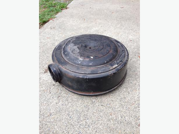 Cleaning Oil Bath Air Cleaner : Ford mercury oil bath air cleaner malahat including