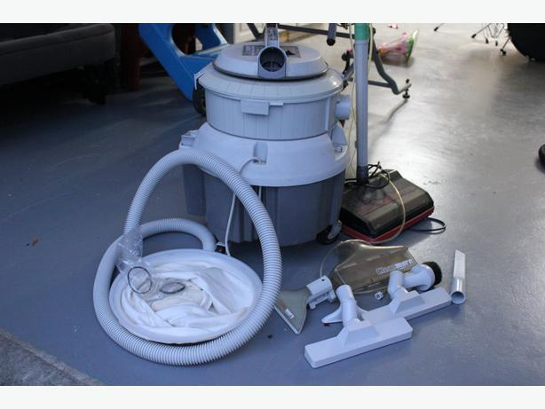 Kenmore Steam Cleaner Campbell River Comox Valley