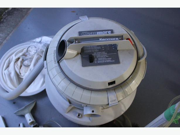 Kenmore Steam Cleaner Campbell River Courtenay Comox Mobile