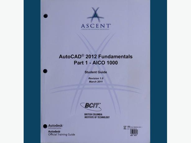 autodesk official training guides pdf