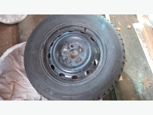 winter tires rims for honda odyssey 225 60r16 sault ste marie sault ste marie. Black Bedroom Furniture Sets. Home Design Ideas