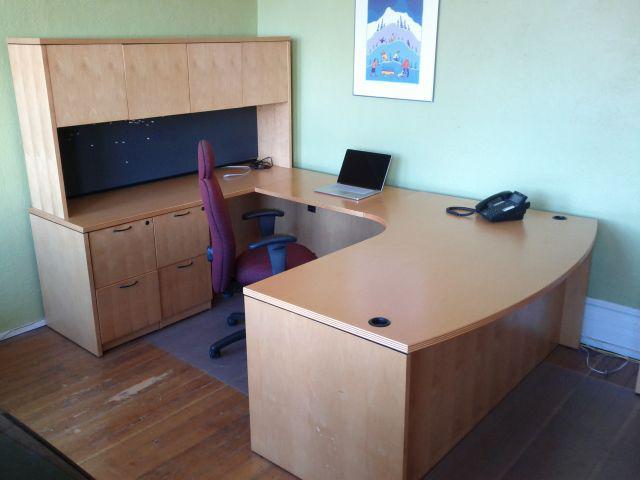 Quality office desks bookshelf legal filing cabinet for Q furniture abbotsford