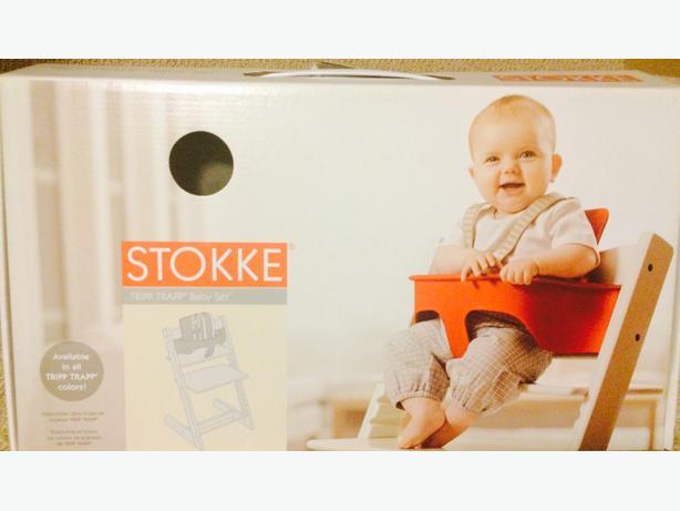 stokke trip trap baby set esquimalt view royal victoria. Black Bedroom Furniture Sets. Home Design Ideas