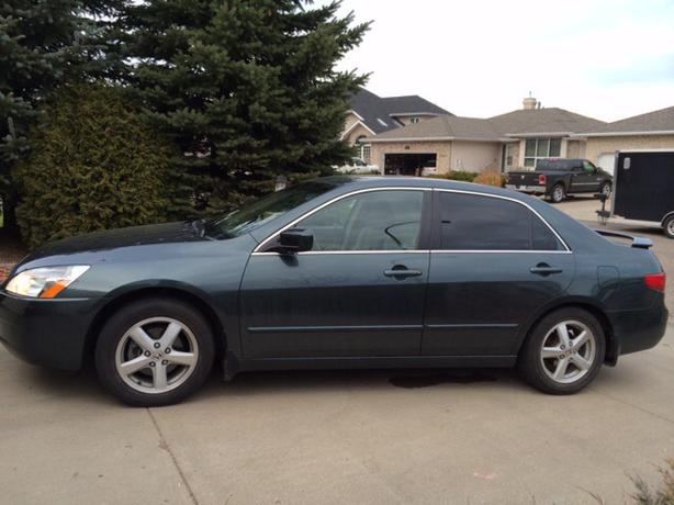 2005 honda accord ex l north regina regina. Black Bedroom Furniture Sets. Home Design Ideas