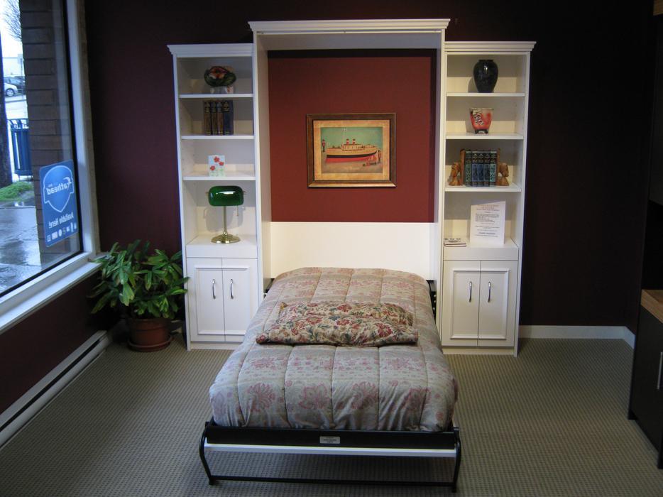 Murphy Beds Gatineau : Murphy wall beds of canada victoria city
